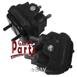 L&R Engine/Motor Mounts (2) Chevrolet Trailblazer (2006-07-08) V8 5.3 Liter