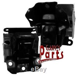 L&R Engine/Motor Mounts (Pair) Chevrolet Avalanche (2007-08-09-10-11) 5.3 Liter