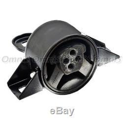 M051 Fit 04-11 Chevy Aveo Aveo5 Pontiac Wave Wave5 1.6L Motor & Trans Mount 3pcs