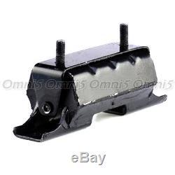 M249 Fit 01-10 Silverado/ Sierra 2500HD 3500 3500HD 6.6L Motor & Trans Mount Set
