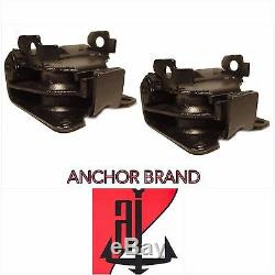 MOTOR MOUNT KIT FOR 1996-2005 GMC JIMMY FITS 1996-2004 SONOMA with 4.3L V6 PAIR