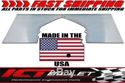 Mid Mount Engine Plate Chevy SBC BBC LS LT LS1 LSX Small Big Block Rear Motor