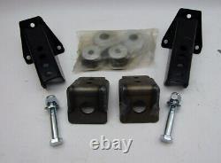 Motor Mount Conversion Kit Small Block Chevy FJ40 FJ45 BJ40 HJ47 FJ60