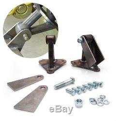 Motor Mount Kit for Big and Small Block Chevy Engine fits 1965-91 GM 454