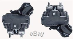 Motor Mount Kit for Esclade Silverado Sierra Yukon 5.3L 6.0L 6.2L 07-14 Set of 2