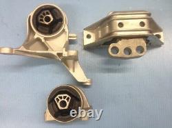 Motor & Trans Mount 3PCS Set for 05-09 Chevy Equinox 06-09 Pontiac Torrent 3.4L