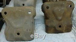 Motor mounts and brackets Small Block Chevy -2 complete sets
