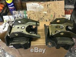 NOS Chevy Big Block GM Motor Mounts 396-427-454-L34-L78-LS5-LS6