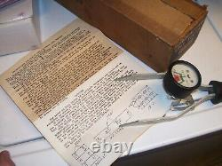 NOS Vintage original Battery cell Auto tester gauge GM Chevy Ford 1950s hot rod