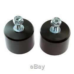 New Pair Solid Delrin Motor Engine Mounts Fits C5 C6 Chevrolet Corvette