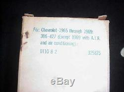 Nos 65 66 67 68 69 Chevy Impala Bel Air 396 427 Gm Engine Stop Lift Unit 325875