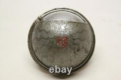 Original 1930's Packard Interior Dash Mount Accessory Removable Ashtray OEM