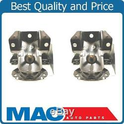 Pair Engine Motor Mount Front Left & Right 07-13 Chevy Silverado GMC Sierra 4.3L