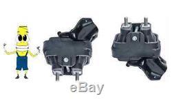 Premium Motor Mount Kit for Chevrolet Avalanche 5.3L 6.0L 2007-20013 Set of 2