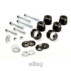 Proforged Chassis Parts 134-10005 Billet Aluminum Subframe Bushing Kit