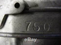 Proform 4779 Holley Double Pump Carb Carburetor 750 Cfm Pumper Chevy Ford