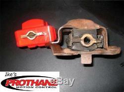 Prothane 7-1908-BL Motor & Trans Mount Kit 98-02 Camaro/Firebird LS1 V8