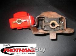 Prothane 7-1908 Motor & Trans Mount Kit 98-02 Camaro/Firebird LS1 V8