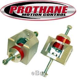 Prothane 7-518 2010-2014 Gen 5 Chevy Camaro 6.2L V8 Billet & Poly Motor Mounts