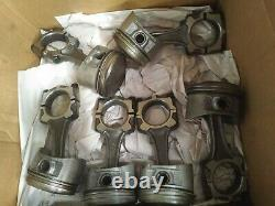 RB26 GTR R32 R33 OEM Pistons & Connecting Rods! NICE