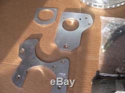 Rear Disc Brake Kit G-body Gm Chassis Monte Carlo Ss Gn 442 Cutlass 11 Regal