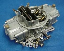 Rebuilt 4779 Holley Double Pump Carb Carburetor 750 Cfm Pumper Chevy Ford 4779-8