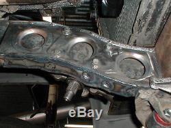 Rob Bonney Fab 73-87 K10 K20 Chevy 6BT Cummins Conversion frame boxing sets