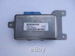 S-10 4WD TRANSFER CASE CONTROL MODULE 4x4 switch shift BLUE 98-05 BLAZER JIMMY