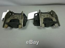 Set of TWO Engine Motor Mounts for 68-72 Camaro/Chevelle GM P/N 3990918