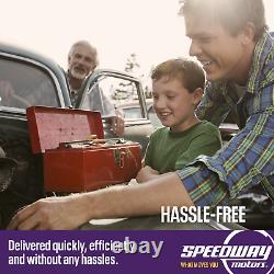 Speedway 1955-57 Chevy Car V8 Motor and Transmission Mount Kit