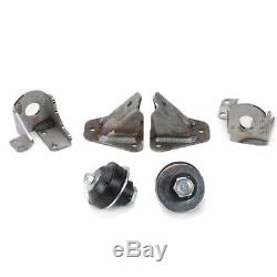 Speedway Motors 1947-54 Chevy Pickup SBC 350 Motor Mounts for Bolt-In IFS