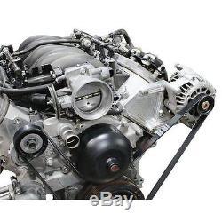Speedway Motors Chevy GM LS Swap High Mount Engine Alternator Relocation Bracket