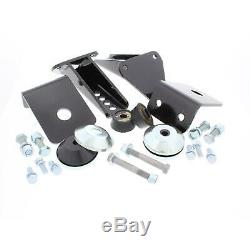 Speedway Motors SBC 350 BBC 454 Engine Swap to 55-59 Chevy Pickup Motor Mounts