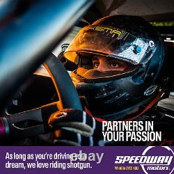 Speedway Motors Weld-in Chevy LS Engine Swap Steel Engine Mounting Mounts Kit