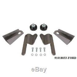 Speedway Universal Small Block Chevy SBC Engine Motor Mount Kit