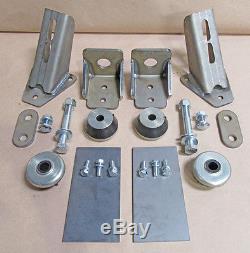Toyota Land Cruiser Motor Mount Conversion Kit Small Block Chevy Fj40/55/60