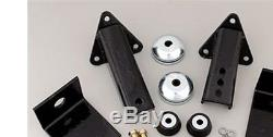 Trans-Dapt 4100 Motor Mounts Engine Swap Jeep Chevy Small Block/GM V6 Kit