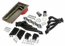 Trans Dapt 42161 S10/V8 Engine Swap-in-a-Box Kit 1982-2004 Chevy S10/Blazer & GM