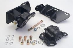 Trans-Dapt Performance 4406 Motor Mount w Small Block Chevy V8 Engine Swap