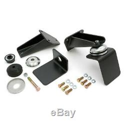 Transdapt 4505 Universal Biscuit Style Motor Mounts For Chevy 4.3L V6 NEW