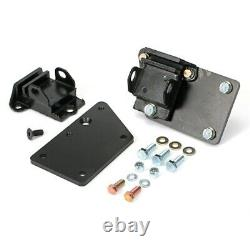 Transdapt 4592 Motor Mount Kit For Chevy LS Or Vortech Into SB Chevy Chassis NEW