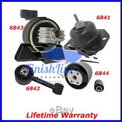 Transmission And Engine Mounts Set For 04/10 Chevrolet Suzuki 2.0 L