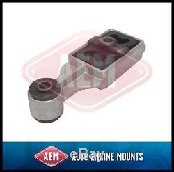 Transmission Motor Mounts Front Right Torque Set Kit 3.1 L For Chevrolet Beretta