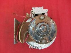 VTG 70s AUTO PARADE SIREN HORN LOUD FIRE FORD GM CHEVY RAT HOT STREET ROD TRUCK