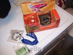 Vintage 1970' s nos DIXCO auto Ammeter amp race gauge dash kit gm car rat rod