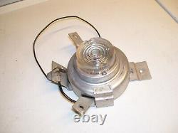 Vintage 60s Reel Out trouble auto service light warning lamp gm street rat rod
