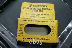 Vintage 60s Tune-Up points set auto engine service chevy gm ford ac car hot rod