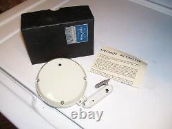 Vintage 60s nos Airguide auto Altimeter part service Altitude gm accessory Ford