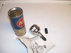 Vintage 70s AC Delco RPM auto Tachometer service part rat gm Hot rod accessory