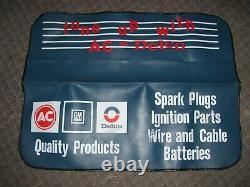 Vintage 70s AC Delco promo auto fender service part gm Hot rat rod accessory nos